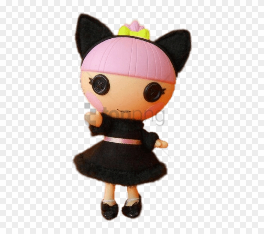 Free Png Download Lalaloopsy Boo Scaredy Cat Clipart.