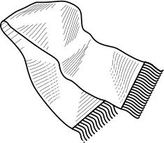 Scarf Clip Art Download.