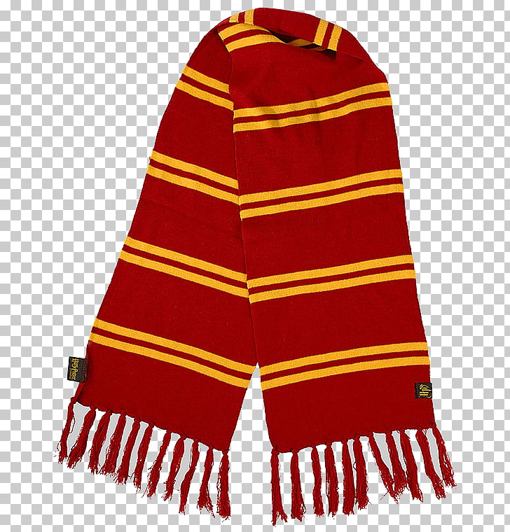Scarf Free content Clothing , Red Scarf , red and yellow.