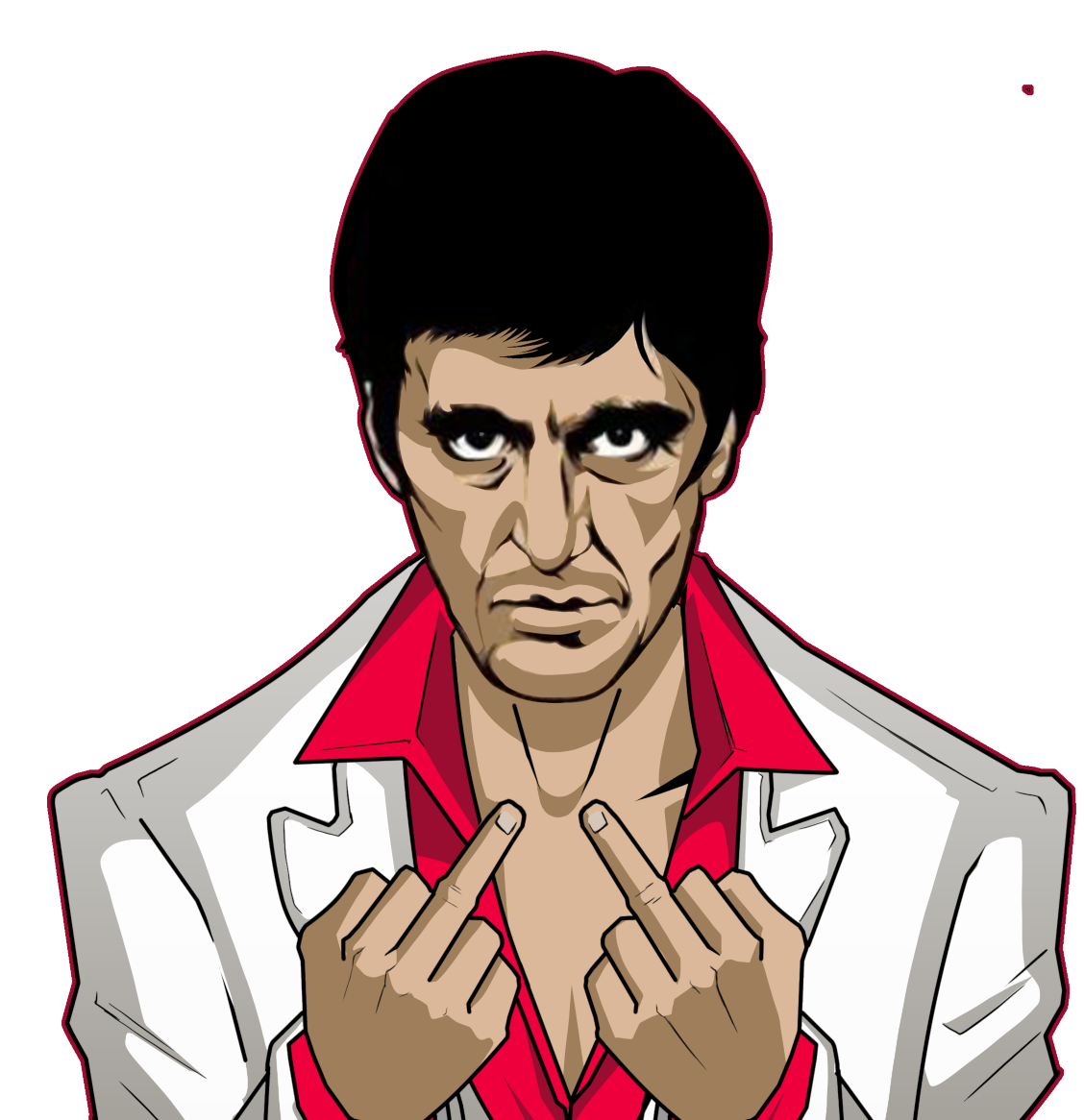 Scarface Png (100+ Images In Collection) #526565.