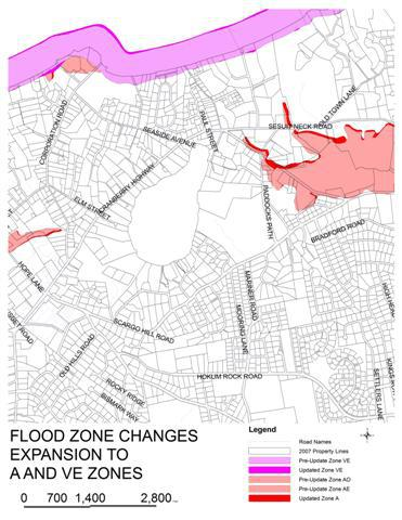 Flood Zone Expansions.