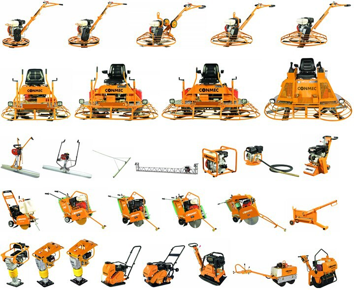 Concrete Removal Scarifier Machine For Road Construction,Gasoline.