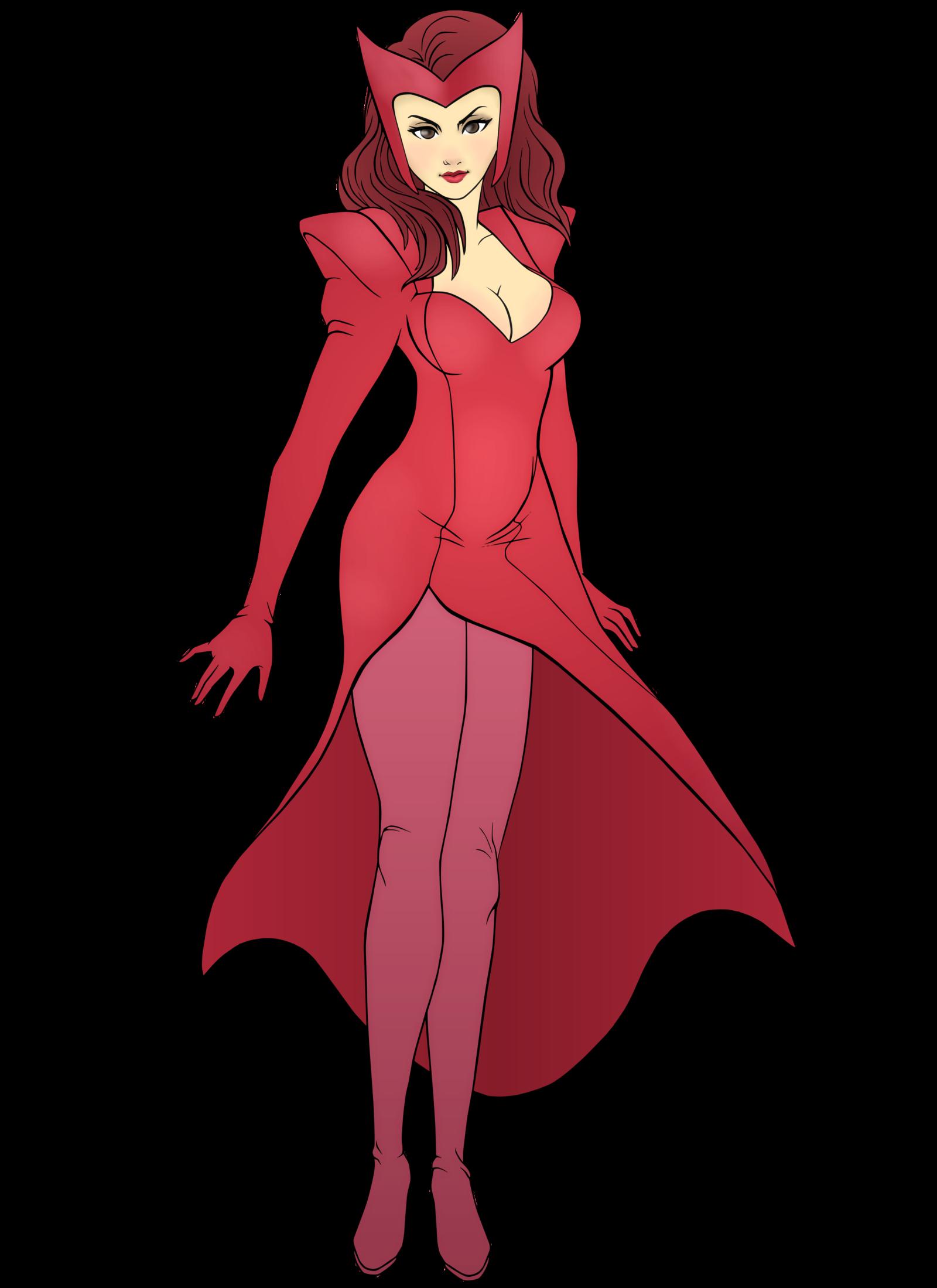 Scarlet cliparts.