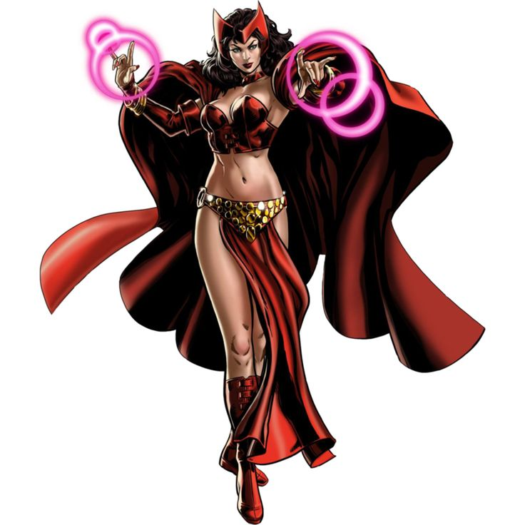 Scarlet #Witch #Clip #Art. (THE * 5 * STÅR * ÅWARD * OF: * AW YEAH.