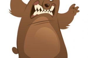 Scary bear clipart 4 » Clipart Portal.