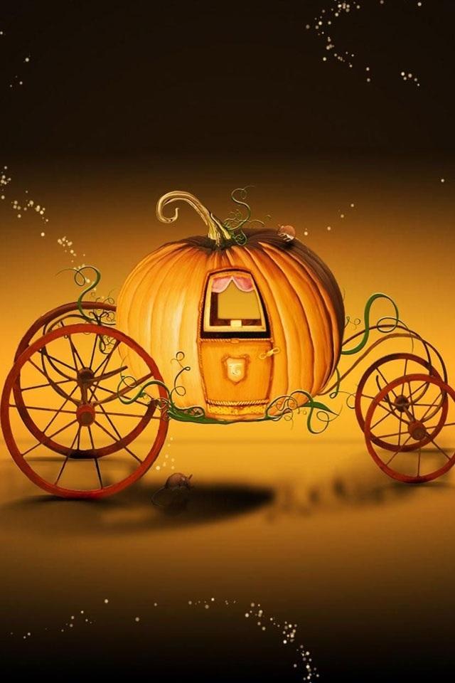 Halloween iPhone Background Wallpaper.