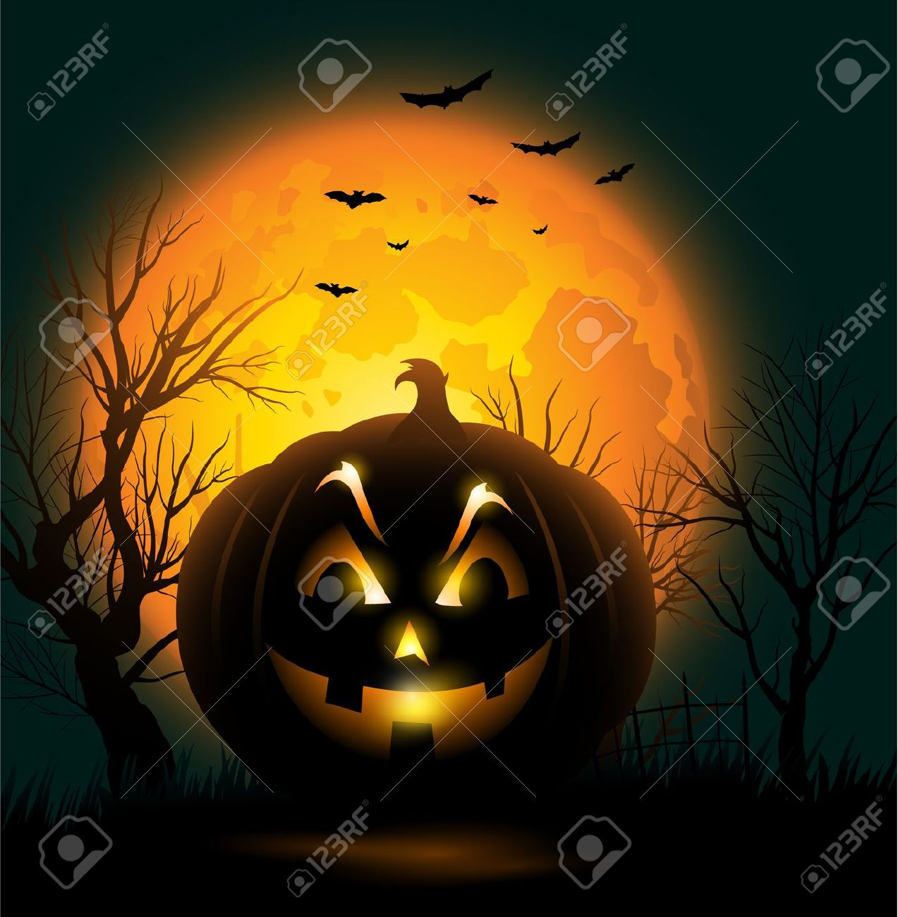 18,907 Pumpkin Isolated Stock Vector Illustration And Royalty Free.