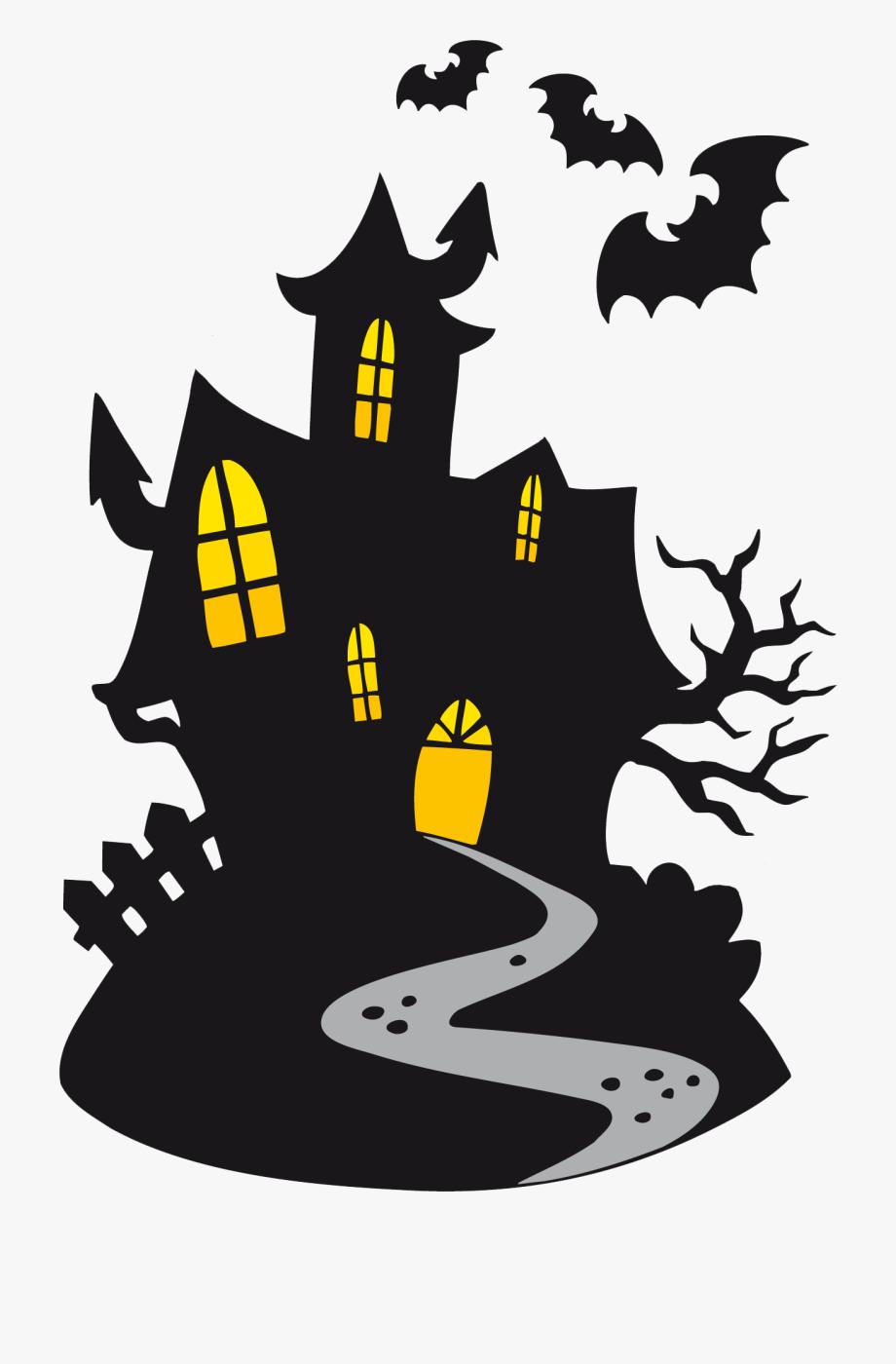 Scary Halloween Clipart.