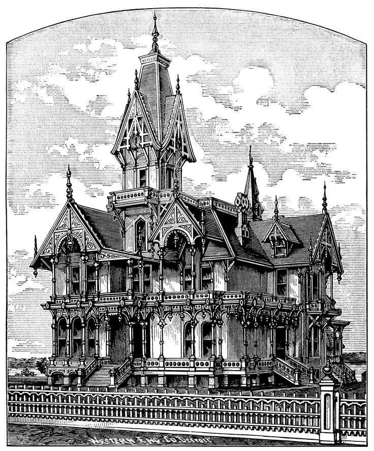17 Best ideas about Spooky House on Pinterest.