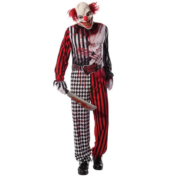 Circus Hell Evil Clown.