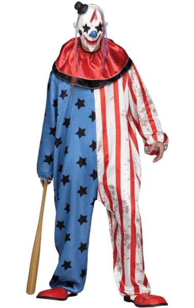 Scary Clown (PNG).