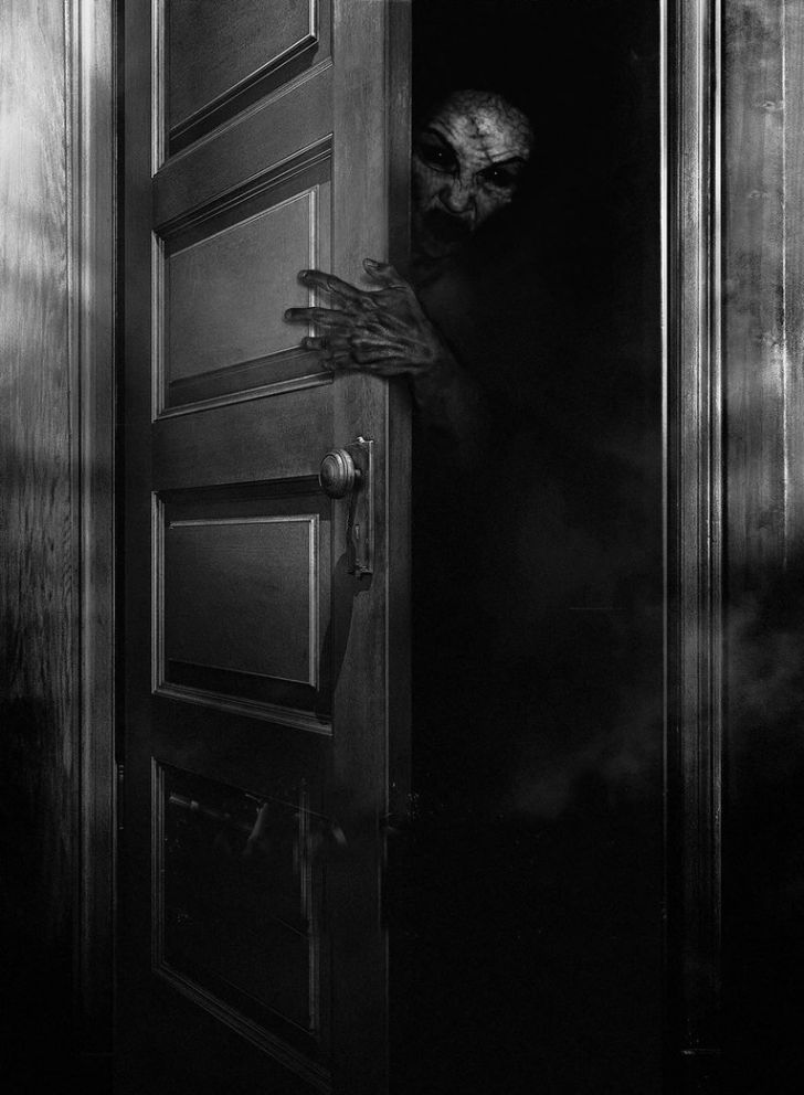 Free Spooky Door Cliparts, Download Free Clip Art, Free Clip.
