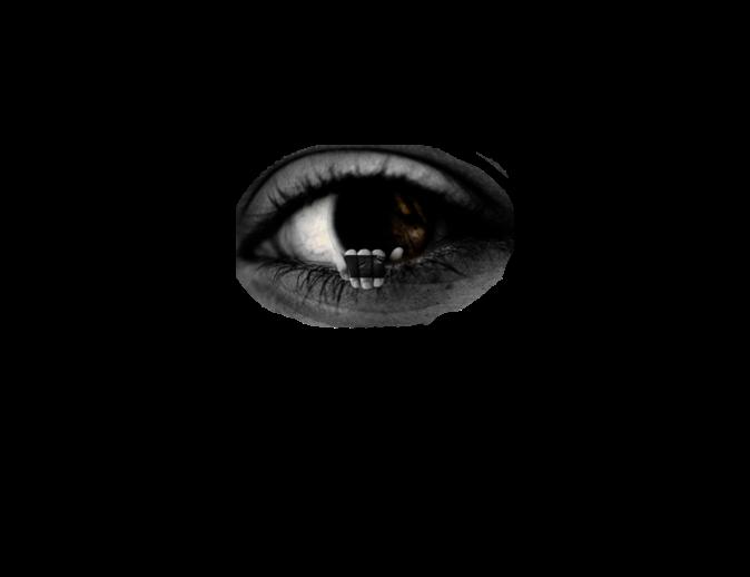 Creepy Eyes Png.