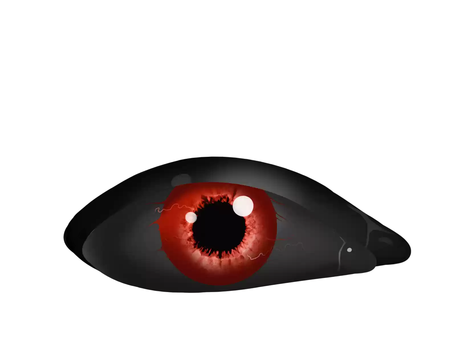 Scary Eyes Png (+).