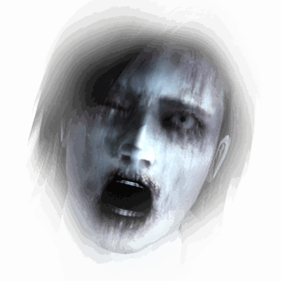 Scary Face (PNG).