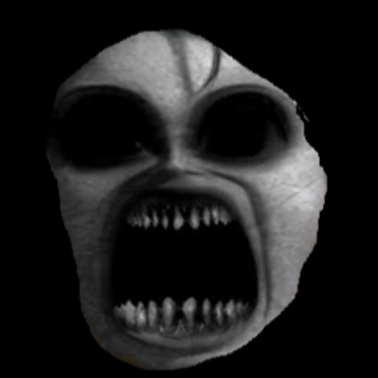 Scary Face Png Vector, Clipart, PSD.