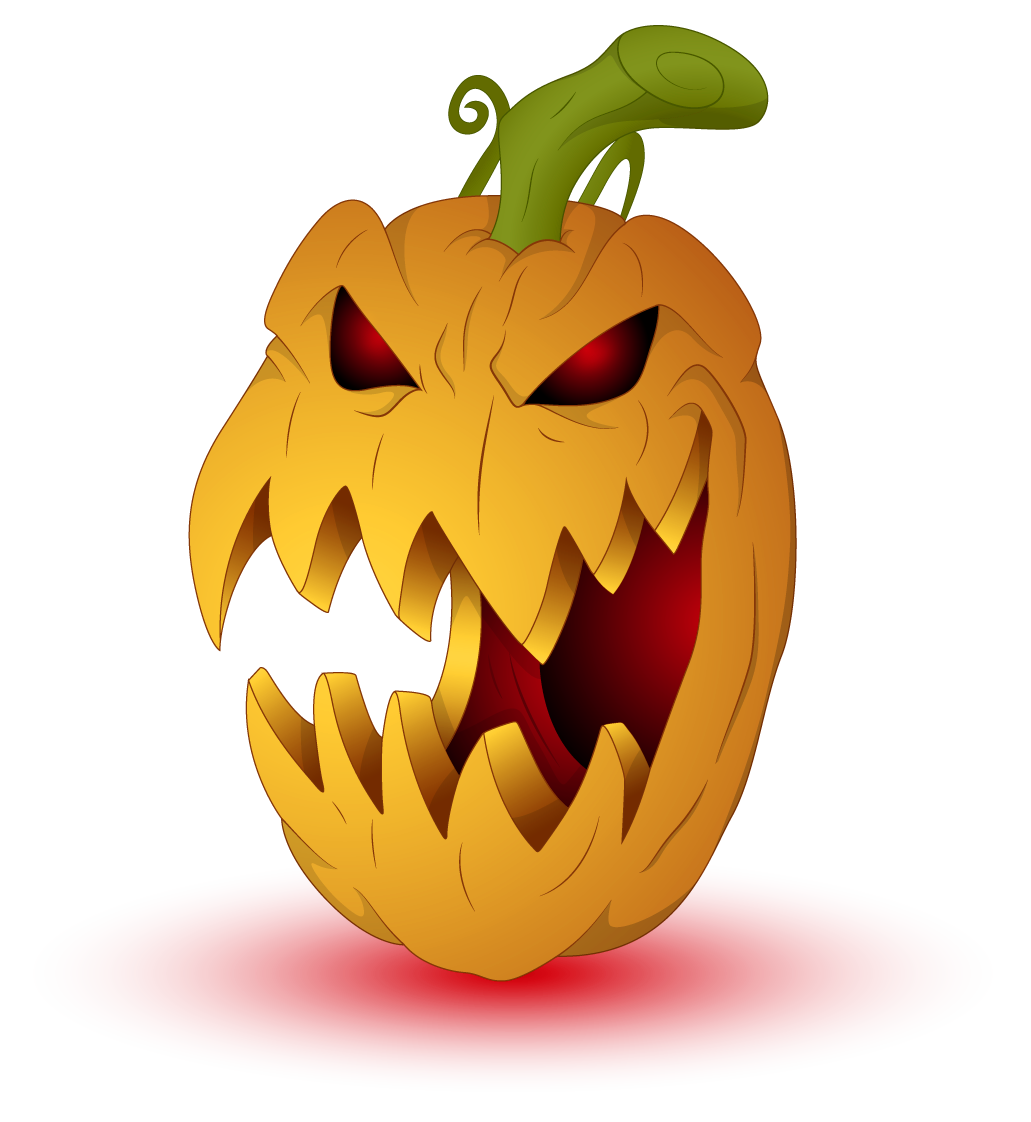 Scary halloween clipart 3 » Clipart Station.