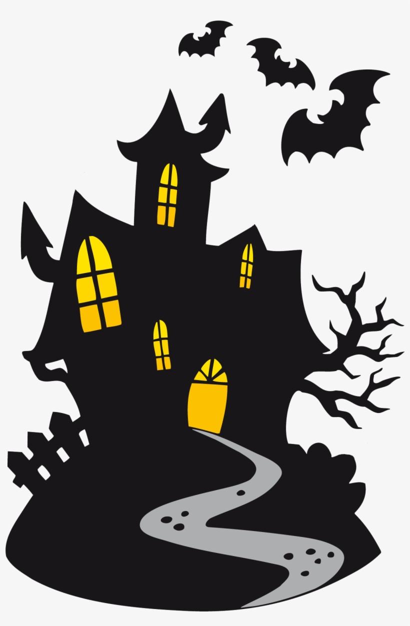 Happy Halloween Clipart Scary.