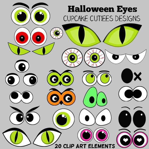 Spooky Eyes Clip Art 18 Best Photos Of Spooky Halloween Eyes.