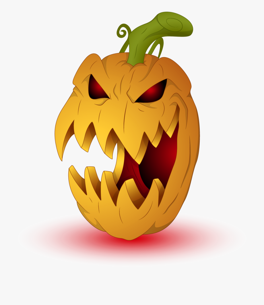 Scary Halloween Clip Art Fun For Christmas Image Royalty.