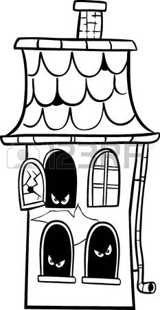 4,375 Haunted House Stock Illustrations, Cliparts And Royalty Free.