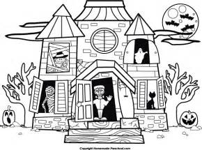 Similiar Black And White Haunted House Keywords.