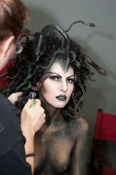 25+ best ideas about Medusa Makeup on Pinterest.
