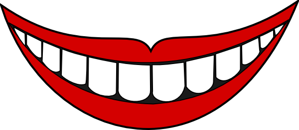 Free Creepy Mouth Png, Download Free Clip Art, Free Clip Art.