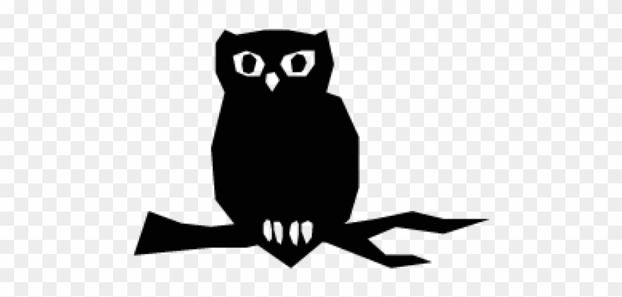 Scary Owl Clipart.