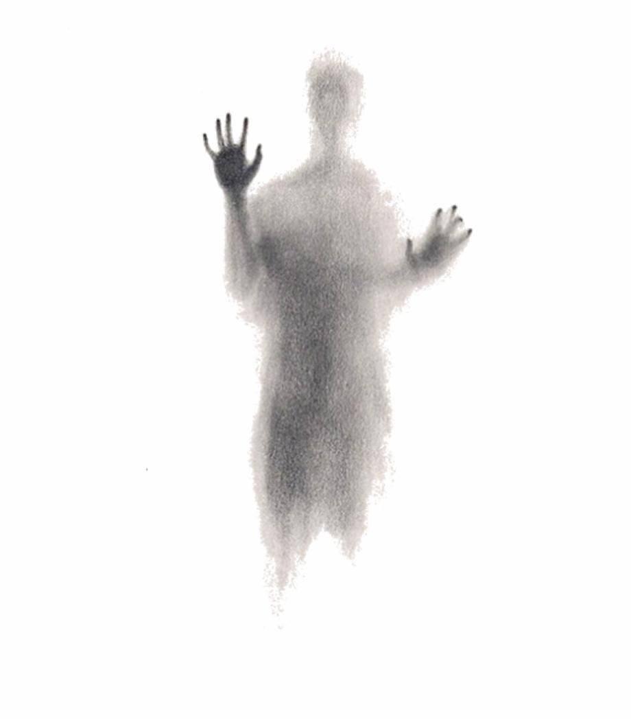 Scary Hand Creepy Shadow Fog Halloween Clip Stock Scary.