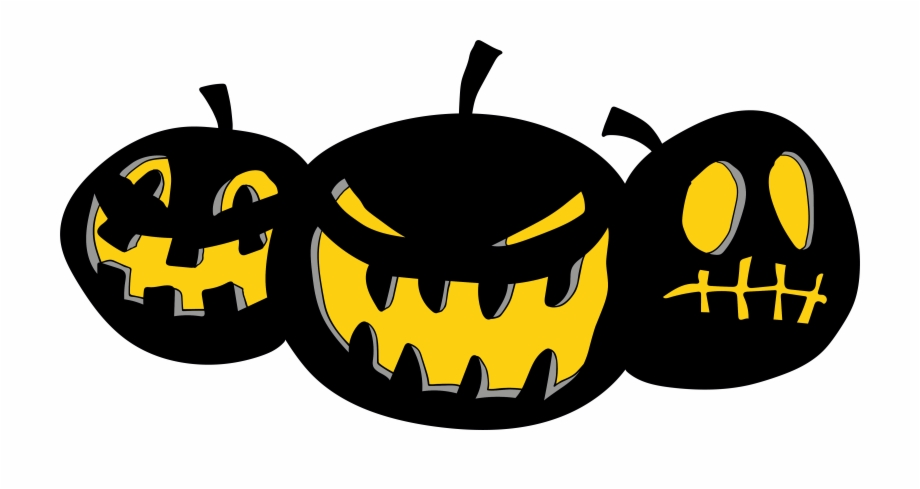 Scary Pumpkin Png Page.