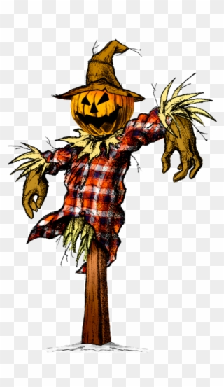 scary scarecrow clipart 10 free Cliparts | Download images ...