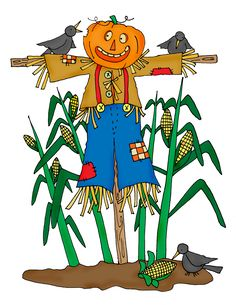 Images Of Scarecrows.