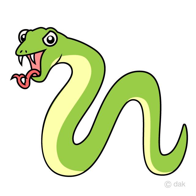 Threatening Snake Clipart Free Picture Illustoon.
