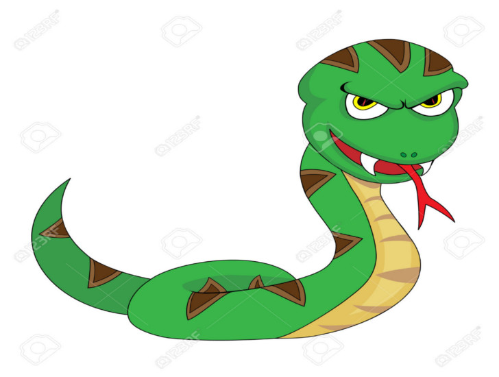 Download scary snake clipart Snakes Clip art.