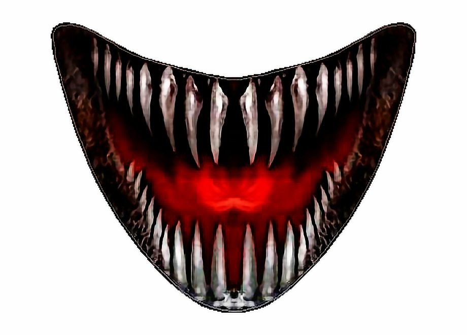 teeth #mouth #lips #scary #monster #halloween Blade.