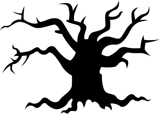 Free Spooky Tree Clipart, Download Free Clip Art, Free Clip.