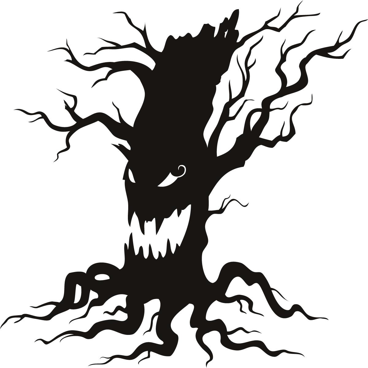 Scary Tree.