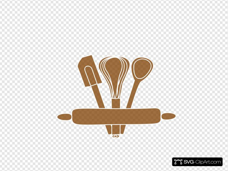 Baking Tools Clip art, Icon and SVG.