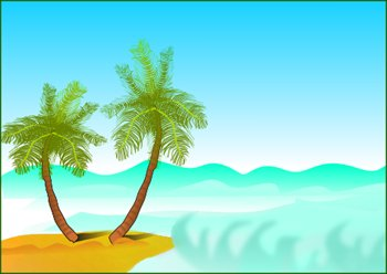 Free Scenery Clipart.