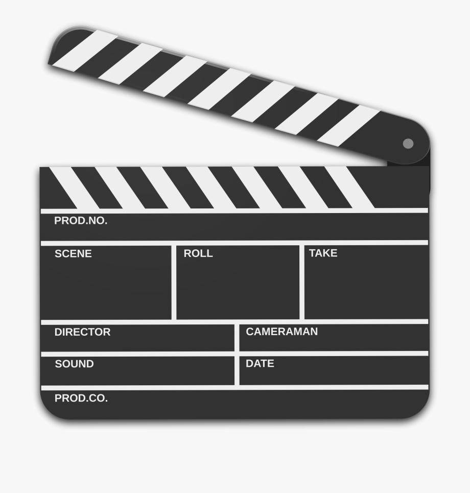 Films Clip Board.