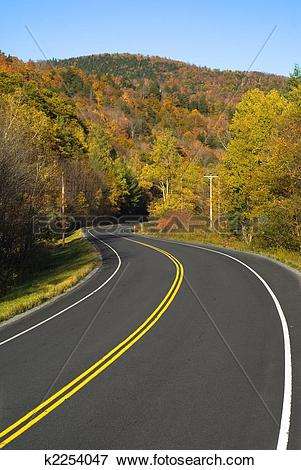 Picture of Winding scenic highway k2254047.