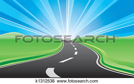 Highway Clip Art and Illustration. 20,226 highway clipart vector.