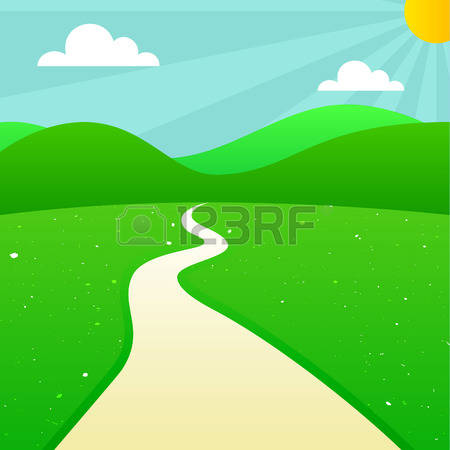 2,766 Scenic Road Stock Vector Illustration And Royalty Free.