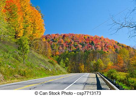 Stock Photos of Fall colors in all its splendor.
