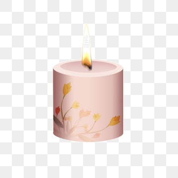 Scented Candles Png, Vector, PSD, and Clipart With.