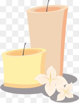 Scented candle clipart 5 » Clipart Portal.