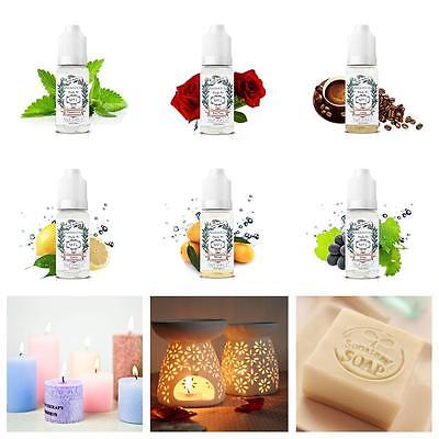 FRAGRANCE OILS FOR OIL BURNERS ROOM AND HOME SCENT 10ML MIX PLANT.