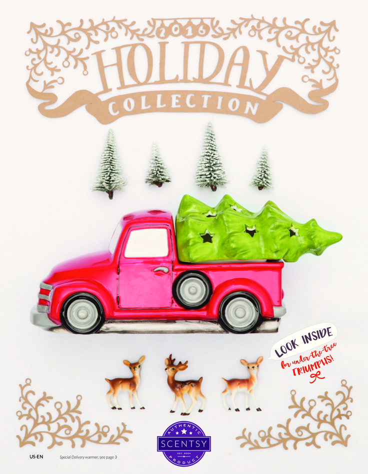 1000+ images about SCENTSY HOLIDAYS CHRISTMAS 2016 on Pinterest.