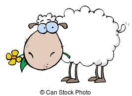 Schafe Illustrationen und Clip.